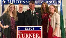 Don Turner Jr. for Lieutenant Governor,