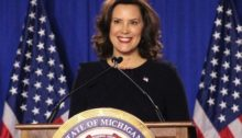 Michigan Gov. Gretchen Whitmer Facebook