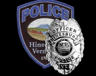 Hinesburg Police Department Facebook