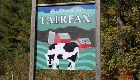 town of Fairfax